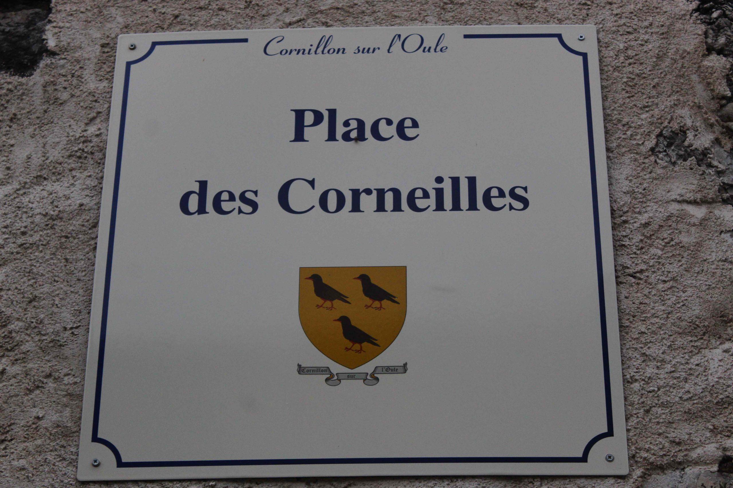 Cornillon sur l'Oule